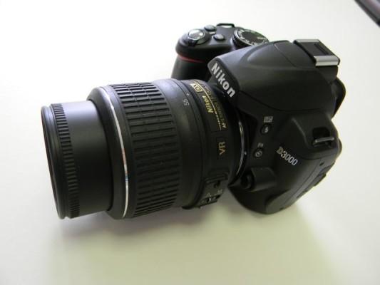 second hand camera gear