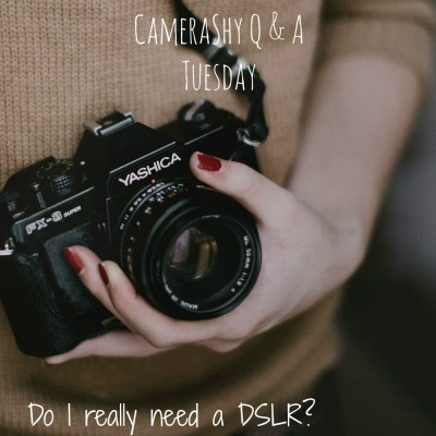 Get all your photography questions answered live each Tuesday In cameraShy Q and A with Ingrid Owens. No such thing as a stupid question - beginners welcome!