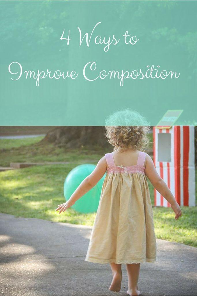 4 ways to improve composition pin