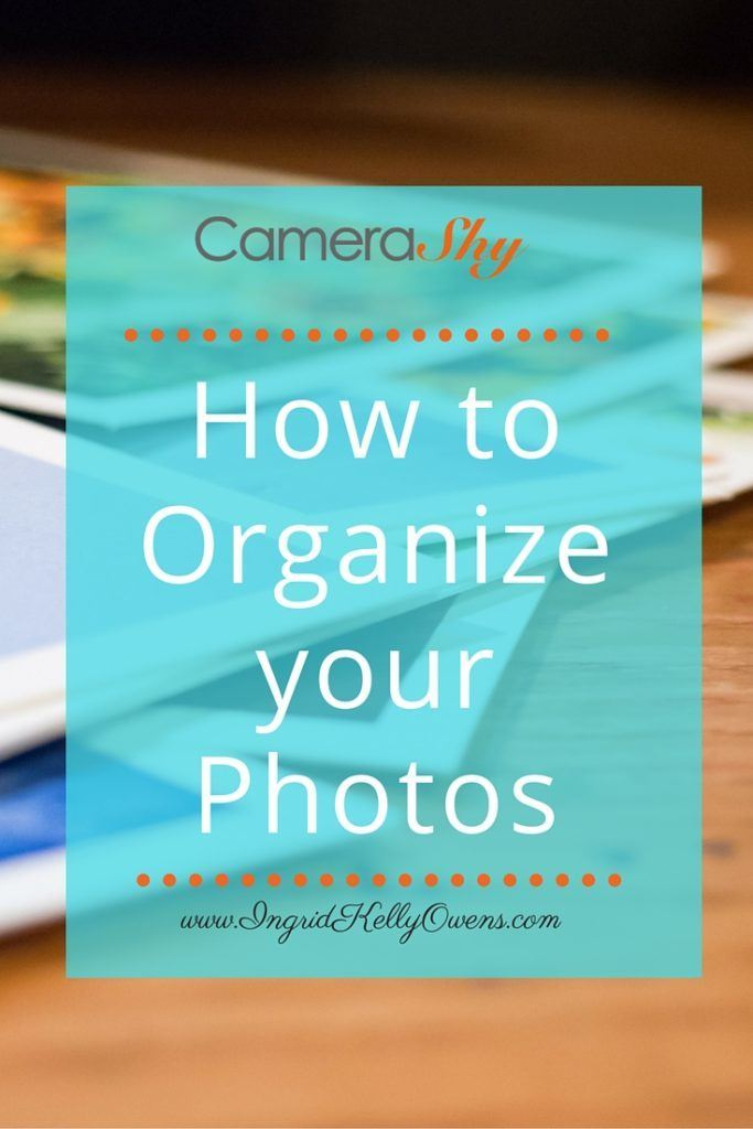 If you struggle with knowing how to organize pictures then check out this first part of a step by step series which will guide you through getting your photos under control and organized once and for all.